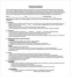 leadership evaluation form templates sle leadership evaluation form 9 free documents