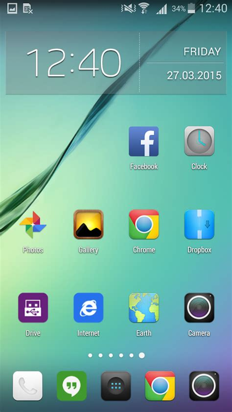 s6 edge plus themes apk s6 launcher and theme android apps on google play