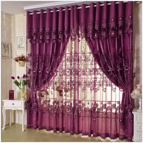 Curtain Style Inspiration Curtains For Living Room Peenmedia