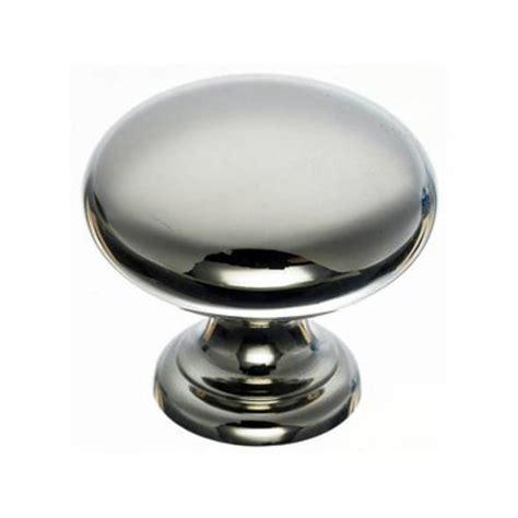 Top Knobs Asbury by Top Knobs Asbury 1 3 4 Inch Diameter Polished Nickel