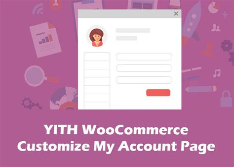 Yith Woocommerce Customize My Account Page Premium 15 Only Woocommerce My Account Template