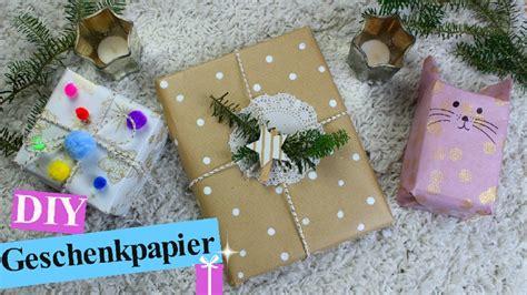 Basteln Mit Geschenkpapier by Diy Geschenkpapier Basteln Mit Geschenkpapier