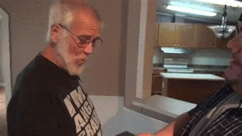 angry grandpa new house watch angry grandpa s emotional reaction when his son surprises him with a new home