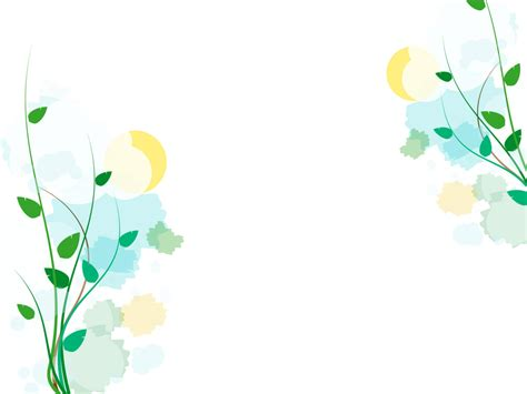 Abstrak Floral 1 1st wallpaper abstract floral springs backgrounds ppt