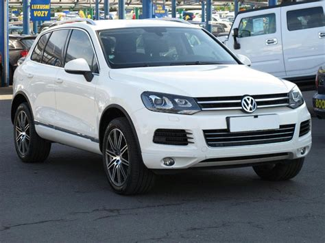 volkswagen touareg white vw touareg autos post