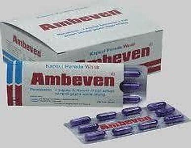 Obat Lanaven jual ambeven per box dus dos kapsul obat wasir mitra