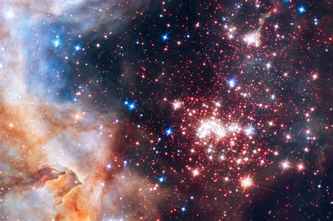 images of space celestial fireworks celebrate hubble s 25th anniversary