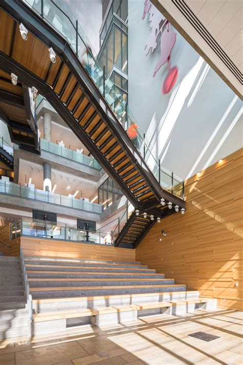a2arhitektura library interior transformation austin s new public library reflects the city s