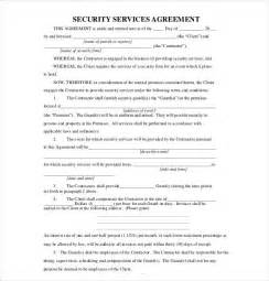 Template Service Agreement services agreement template best letter examples
