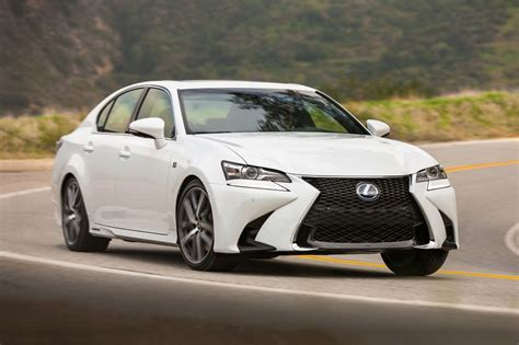 lexus gs sedan 2018 lexus gs 450h sedan pricing for sale edmunds