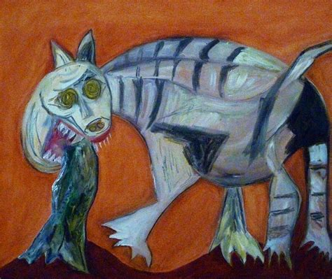 picasso paintings originals for sale picasso s cat painting by ulla heckel