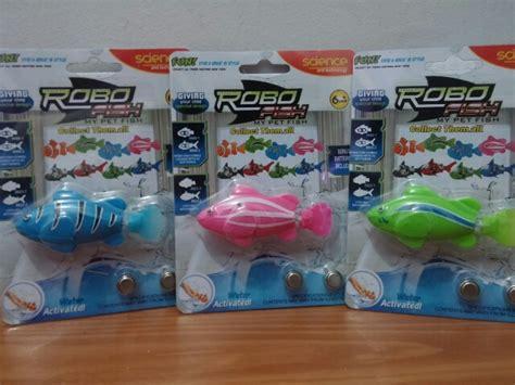 Promo Mainan Pancingan Ikan Fishing 4 Kolam Murah ikan mainan bisa berenang dhian toys