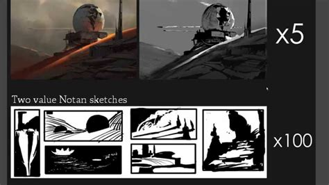 environment composition layout environment design week01 demo composition design