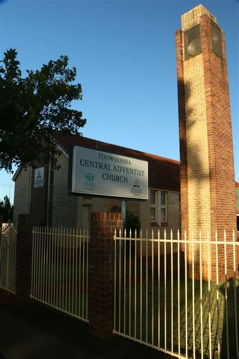 Central Queensland Mba by Toowoomba Central Seventh Day Adventist Church Churches