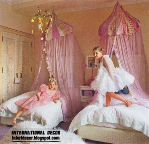 girls bedroom canopy canopy beds for girls room top designs and ideas