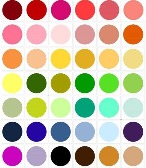 themes colour palette 17 best images about eye catching color themes on