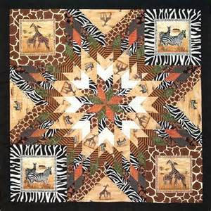 safari lone quilt quilt by jan p krentz