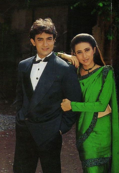 biography of movie raja hindustani raja hindustani green sari moda pinterest green