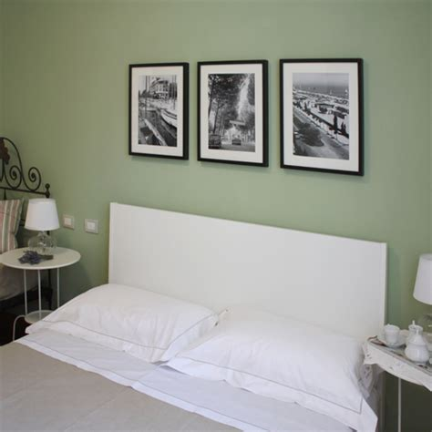 Bagno Verde Salvia by Bed And Breakfast Riccione Le Camere