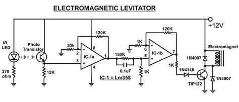 electromagnet circuit diagram electromagnet circuit symbol