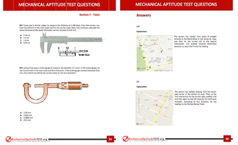 online tutorial for aptitude answers to mechanical aptitude test secrets and lies