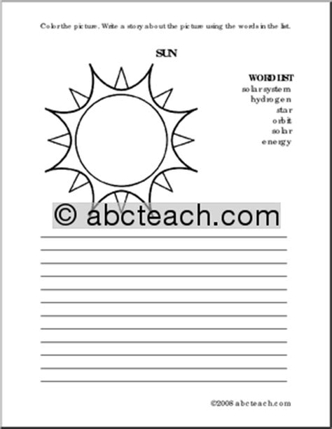 planet writing paper solar systems paper template pics about space