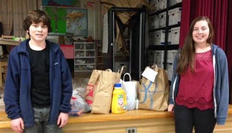 generous community support for the southborough food pantry