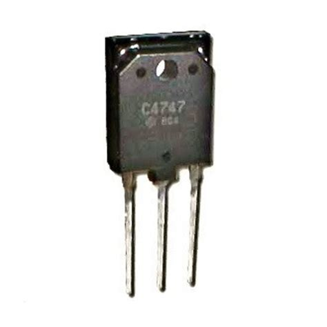 npn transistor output 2sc4747 transistor horizontal output npn atvpartselectronique