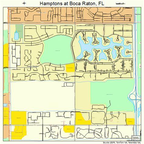 boca raton map htons at boca raton florida map 1228592