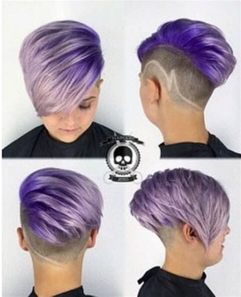 color pattern for short hair 30 awesome undercut hairstyles for girls 2017 hairstyle