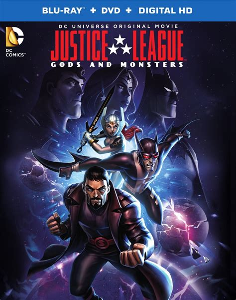 review film justice league gods and monsters 2015 review tv justice league gods and monsters dcplanet fr
