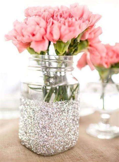 vase mit blumen deko blumen 34 ideen wie sie mit blumen dekorieren