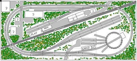layout plans n scale layout plans model railroader magazine model