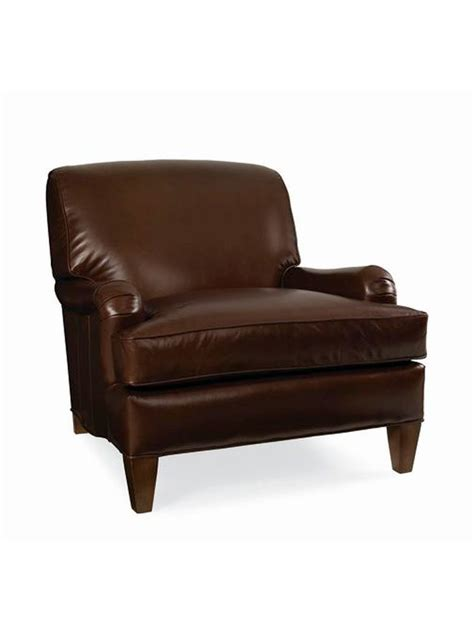 leather accent drakes island leather accent chair cottage home 174