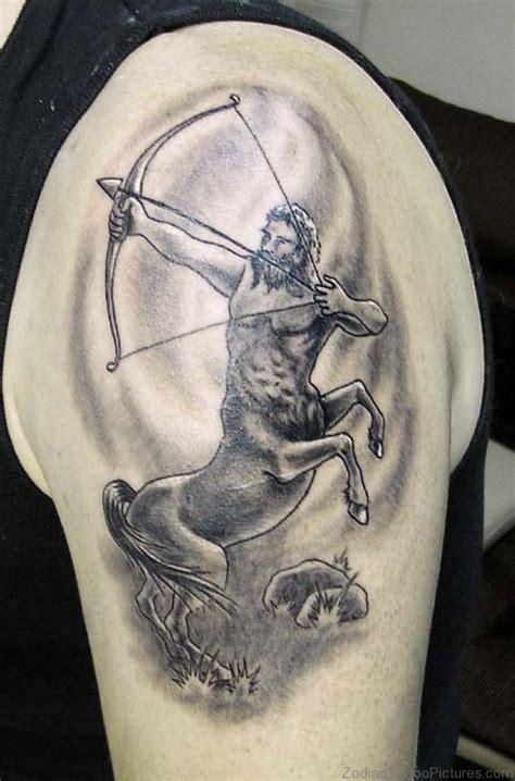 sagittarius tattoo for men 35 awesome sagittarius tattoos on shoulder