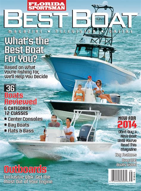 boating times magazine florida sportsman helps anglers find their perfect boat