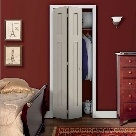 Multi Fold Closet Doors Aries Bi Fold White Closet Door 016 Aries Interior Doors