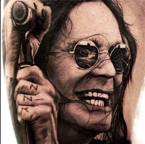 ozzy osbourne tattoos ozzy osbourne portrait portrait tattoos