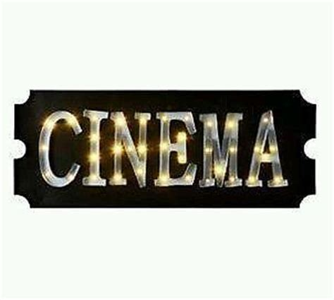 cinema 21 sign up cinema sign ebay