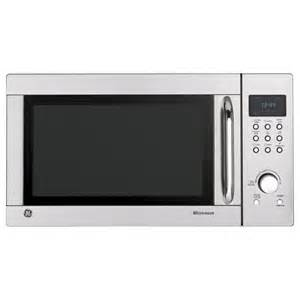 shop ge 1 3 cu ft 1000 watt countertop microwave