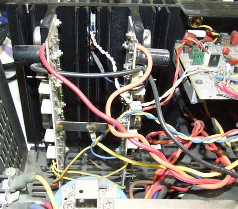 adcom gfa 555 capacitors adcom gfa 555 mkii