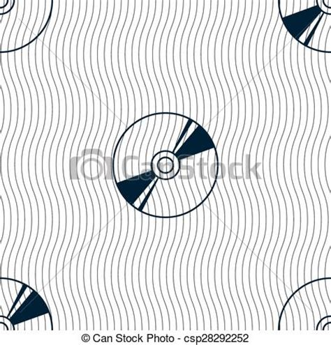 Cd Seamless Sl001 Free Size clipart vector of cd dvd compact disk blue icon