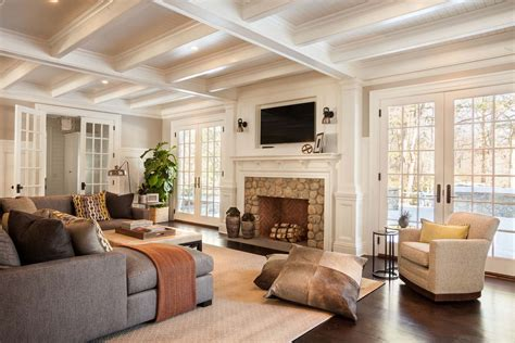 Colonial Home Interior Design by Sumptuous Colonial Home With Traditional Details In New Cannan