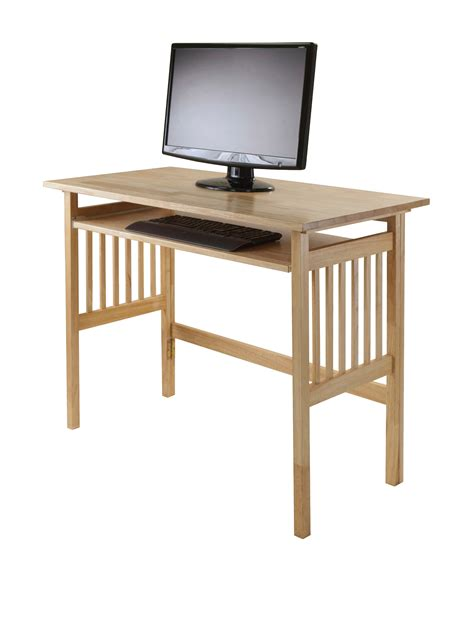 winsome wood computer desk stage stores