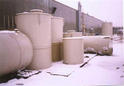 vasche di sedimentazione le vasche per sedimentazione di plastica