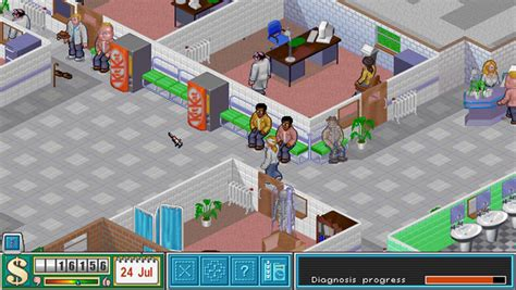 theme hospital windows 10 gog theme hospital for pc download origin games