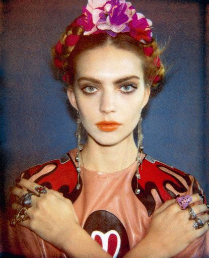 Frida Kahlo Hairstyle frida kahlo hairstyle inspiration