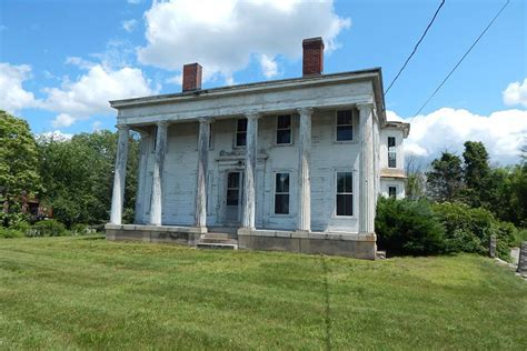 greek revival mansion fixer upper friday a greek revival mansion in millville boston magazine