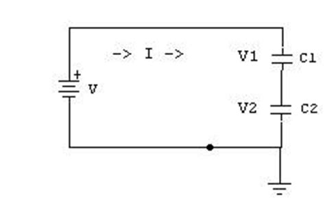 capacitor series meaning working of a capacitor definition basic capacitor circuits advantages