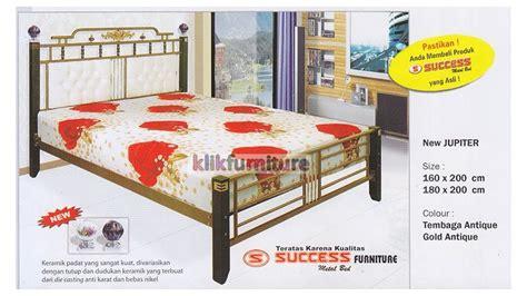 Ranjang Semi Kayu Success New Jupiter 160x200 Cm harga ranjang new jupiter success